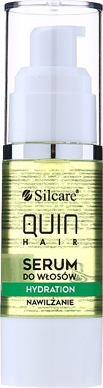 Ser hidratant pentru păr - Silcare Quin Hydration Hair Serum