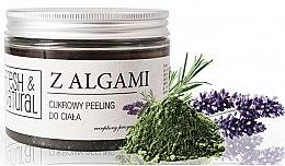 """Parfumuri și produse cosmetice Peeling pentru corp """"Rozmarin"""" - Fresh and Natural"""
