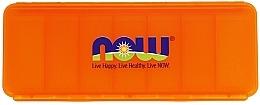 Parfumuri și produse cosmetice Husă pentru vitamine - Now Foods 7 Day Pill Case