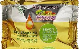 """Parfumuri și produse cosmetice Săpun organic """"Ulei de argan"""" - Ma Provence Nature Soap"""