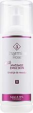 Parfumuri și produse cosmetice Emulsie pentru masaj - Charmine Rose Massage Emulsion