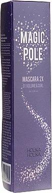 Rimel pentru gene - Holika Holika Magic Pole Mascara 2X Volume & Curl