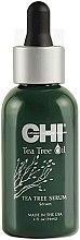 Parfumuri și produse cosmetice Ser cu ulei de arbore de ceai pentru păr  - CHI Tea Tree Oil Serum