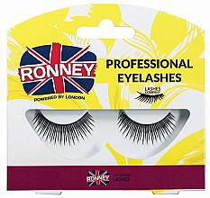 Parfumuri și produse cosmetice Gene False, sintetice - Ronney Professional Eyelashes RL00022