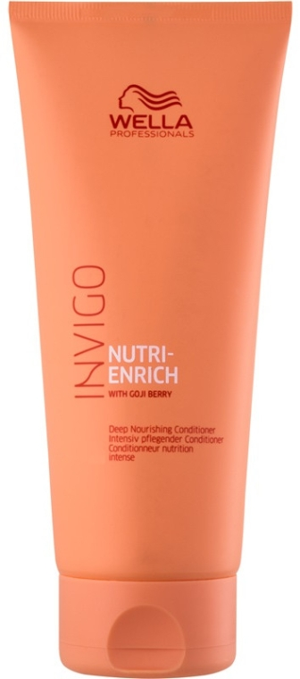 Balsam de păr - Wella Invigo Nutri-Enrich Deep Nourishing Conditioner