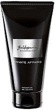 Parfumuri și produse cosmetice Hugo Boss Baldessarini Private Affairs - Gel de duș