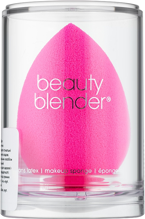 Buretă de machiaj- Beauty Sponge - Beautyblender Original — Imagine N2