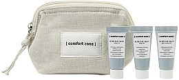 Parfumuri și produse cosmetice Set - Comfort Zone Sublime Skin Set (ser/8ml + cr/8ml + cr/8ml + bag)