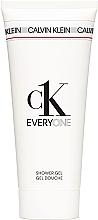 Parfumuri și produse cosmetice Calvin Klein Everyone - Gel de duș