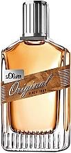 Parfumuri și produse cosmetice S. Oliver Original Men - Apă de toaletă