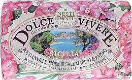 """Parfumuri și produse cosmetice Săpun """"Sicilia"""" - Nesti Dante Dolce Vivere Sicilia"""