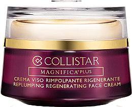 Parfumuri și produse cosmetice Crema regenerantă anti-aging - Collistar Magnifica Plus Replumping Regenerating Face Cream