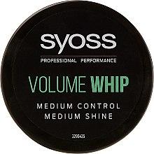 Parfumuri și produse cosmetice Cremă pentru păr - Syoss Volume Whip Forming Cream