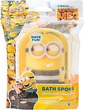 """Parfumuri și produse cosmetice Burete de baie pentru copii """"Minions"""", prizonierul - Suavipiel Minnioins Bath Sponge"""