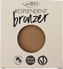 Parfumuri și produse cosmetice Bronzer - PuroBio Cosmetics Resplendent Bronzer (rezervă)