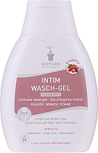 Parfumuri și produse cosmetice Gel pentru igiena intimă - Bioturm Intim Cranberry Cleansing Gel No. 91