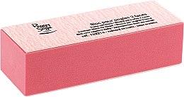 Parfumuri și produse cosmetice Buffer pentru unghii, roz - Peggy Sage 2-Way Nail Block
