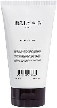 Крем для создания кудрей - Balmain Paris Hair Couture Curl Cream — фото N1