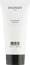 Parfumuri și produse cosmetice Șampon hidratant - Balmain Paris Hair Couture Moisturizing Shampoo Travel Size