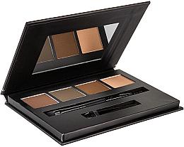 Parfumuri și produse cosmetice Fard pentru sprâncene - Bellapierre Cosmetics Brow Palette