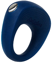 Parfumuri și produse cosmetice Inel erecție, albastru - Satisfyer Rings 2