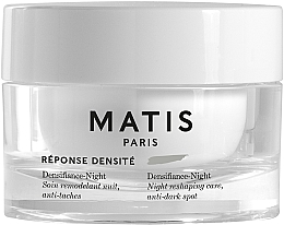 Parfumuri și produse cosmetice Cremă de noapte pentru față - Matis Reponse Densite Densifiance-Night