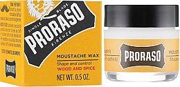 Духи, Парфюмерия, косметика Ceară pentru mustăți - Proraso Moustache Wax Wood & Spice