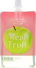 Parfumuri și produse cosmetice Gel nutritiv - Skin79 Real Fruit Soothing Gel Green Apple
