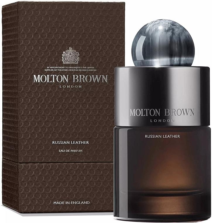 Molton Brown Russian Leather Eau de Parfum - Парфюмированная вода — фото N1