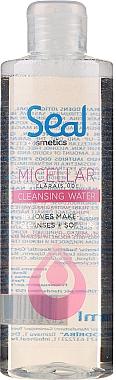Apă micelară pentru ten sensibil - Seal Cosmetics Micellar Cleansing Water — Imagine N1