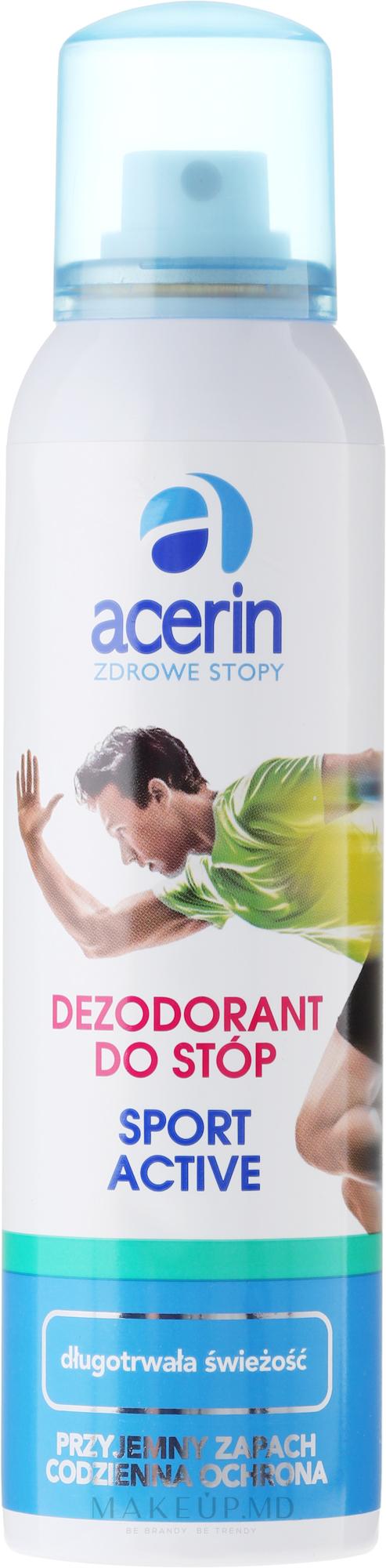 Дезодорант для ног - Acerin Sport Active Deo — фото 150 ml