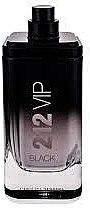 Parfumuri și produse cosmetice Carolina Herrera 212 VIP Black - Apă de parfum (tester fără capac)