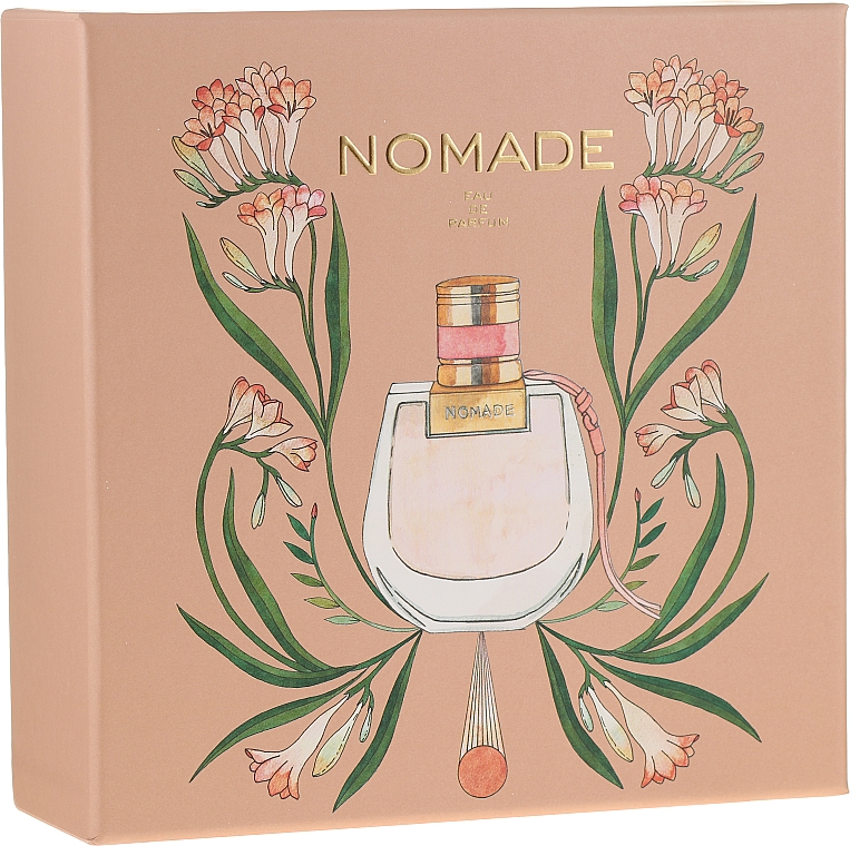 Chloe Nomade - Set (edp/75ml + b/lot/100ml + edp/mini/5ml)