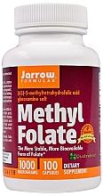 Parfumuri și produse cosmetice Suplimente nutritive - Jarrow Formulas Methyl Folate 1000 mcg