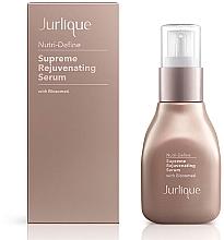 Parfumuri și produse cosmetice Сыворотка для ускорения процесса обновления кожи - Jurlique Nutri-Define Supreme Rejuvenating Serum