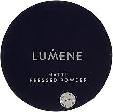 Parfumuri și produse cosmetice Pudră de față - Lumene Matte Pressed Powder