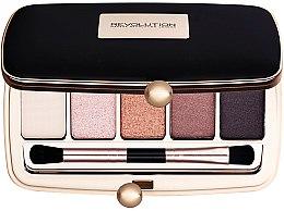 Parfumuri și produse cosmetice Paleta fard de ochi - Makeup Revolution Renaissance Palette Night