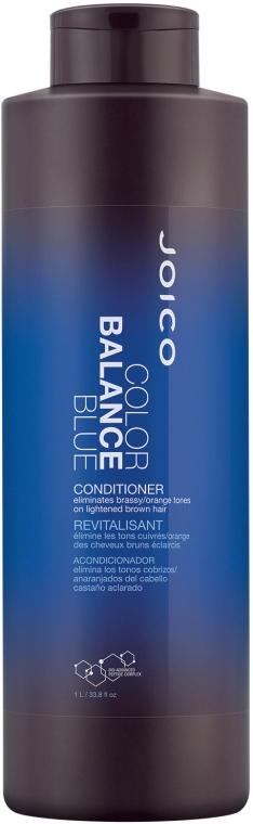 Balsam de păr - Joico Color Balance Blue Conditioner — Imagine N3