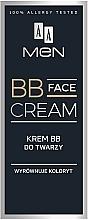 Parfumuri și produse cosmetice BB-cream pentru bărbați - AA Men BB Face Cream
