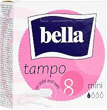 Духи, Парфюмерия, косметика Гигиенические тампоны Tampo Premium Comfort Mini, 8 шт - Bella