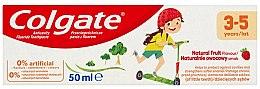Parfumuri și produse cosmetice Pastă de dinți pentru copii de 3-5 ani - Colgate Kids 3-5 Toothpaste