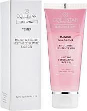 Parfumuri și produse cosmetice Gel-scrub pentru față - Collistar Idro Attiva Magico Gel Scrub (tester)