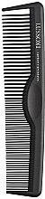 Parfumuri și produse cosmetice Pieptene de păr - Lussoni CC 100 Pocket Carbon Fibre Barber Comb