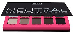 Parfumuri și produse cosmetice Paleta fard de ochi - Wibo Neutral Eye Shadow Palette