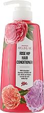 Parfumuri și produse cosmetice Balsam cu extract de măceșe pentru păr - Welcos Around Me Rose Hip Hair Conditioner