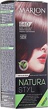 Parfumuri și produse cosmetice Vopsea de păr - Marion Hair Dye Nature Style