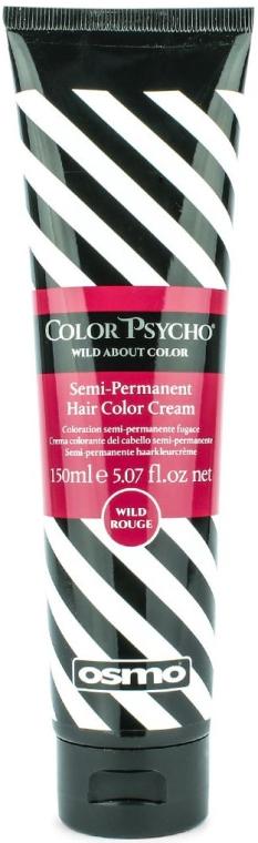 Masca Cremă pentru rezistența părului - Osmo Color Psycho Hair Color Cream