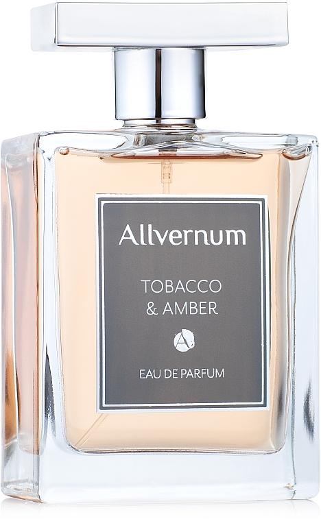 Allvernum Tobacco & Amber - Apă de parfum
