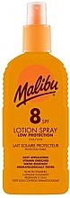 Parfumuri și produse cosmetice Loțiune spray pentru corp - Malibu Lotion Spray SPF8