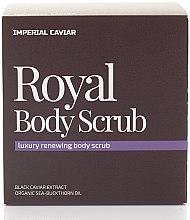 Parfumuri și produse cosmetice Scrub pentru corp - Natura Siberica Fresh Spa Imperial Caviar Royal Body Scrub